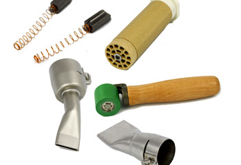 PVC/Industrial Fabric Welding Accessories & Spares