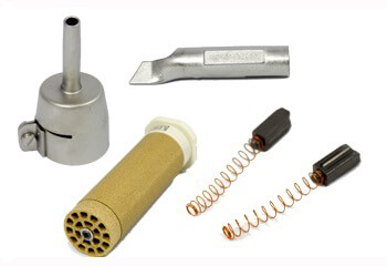 Plastic Welding Accessories & Spares