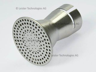 Leister 65mm Diameter Sieve Reflector 107.319 for GHIBLI/AW & SOLANO