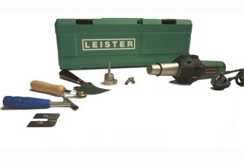 Leister TRIAC ST ALTRO Safety Flooring Welding Kit 230v FLOALTST23
