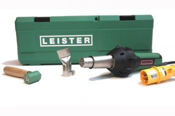 Leister Triac ST 120V Geomembrane Welding Kit GEOSTB12