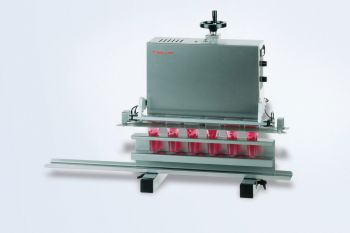 HAWO Semi-Automatic Tube Sealer Machines hpl 450 TSM/A-4