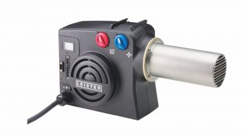 Leister HOTWIND SYSTEM Hot Air Blower 230v 142.645 PH for Industrial Process Heat Applications
