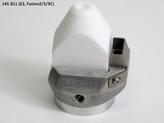 Leister 14mm Inside Corner Seam Welding Shoe 145.811 for WELDPLAST S2, FUSION 2/3/3C