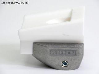 Leister 40mm Overlap Welding Shoe 145.899 for WELDPLAST S2 PVC/S4/S6