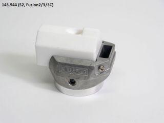 Leister 8-10mm Fillet Weld Welding Shoe 145.944  for WELDPLAST S2, FUSION 2/3/3C