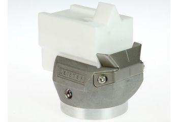 Leister 15mm V-Seam Welding Shoe 145.903 for WELDPLAST S2, FUSION 2/3/3C
