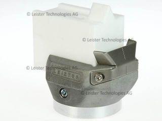 Leister 12mm V-Seam Welding Shoe 145.907 for WELDPLAST S2, FUSION 2/3/3C