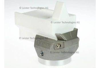 Leister 25mm V-Seam Welding Shoe 145.916 for WELDPLAST S2, FUSION 2/3/3C