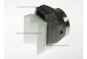 Leister 15mm Corner Outside Seam IA Complete Welding Shoe 146.651 for WELDPLAST S2, FUSION 2/3/3C