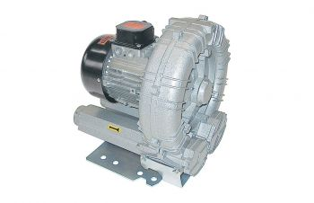 Leister AIRPACK Industrial Process Blower 400V 119.358