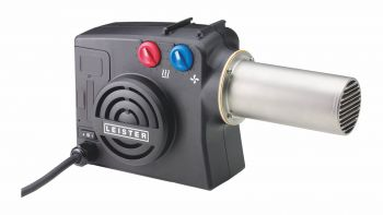 Leister HOTWIND PREMIUM Hot Air Blower 120v 140.095/L0 PH for Industrial Process Heat Applications