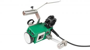Leister MINIFLOOR 230v Drive Unit 154.330 for automatic floor laying welder bare drive unit