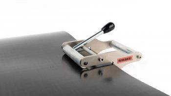 Leister Membrane Puller 163.140 for geomembrane installation
