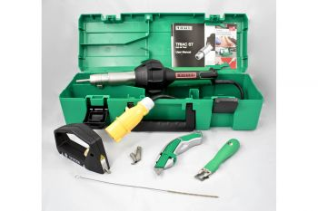 Leister TRIAC ST Royale Floor Layers Welding Kit 120v