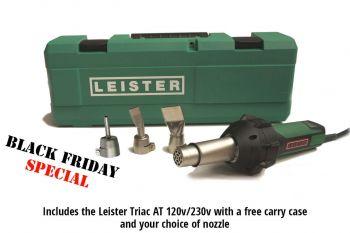 Leister TRIAC AT Kit - Black Friday offer