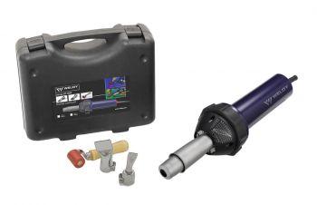 WELDY energy HT1600 Plastic kit 230v in toolbox UK-plug 120.883