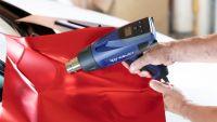 WELDY HG 530-A 230V 2000W Digital Hot Air Gun 131.325 in carton with accessories - car wrapping