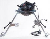 WIDOS Rotational Pipe Cutting Power Saw OD 180-500mm 4