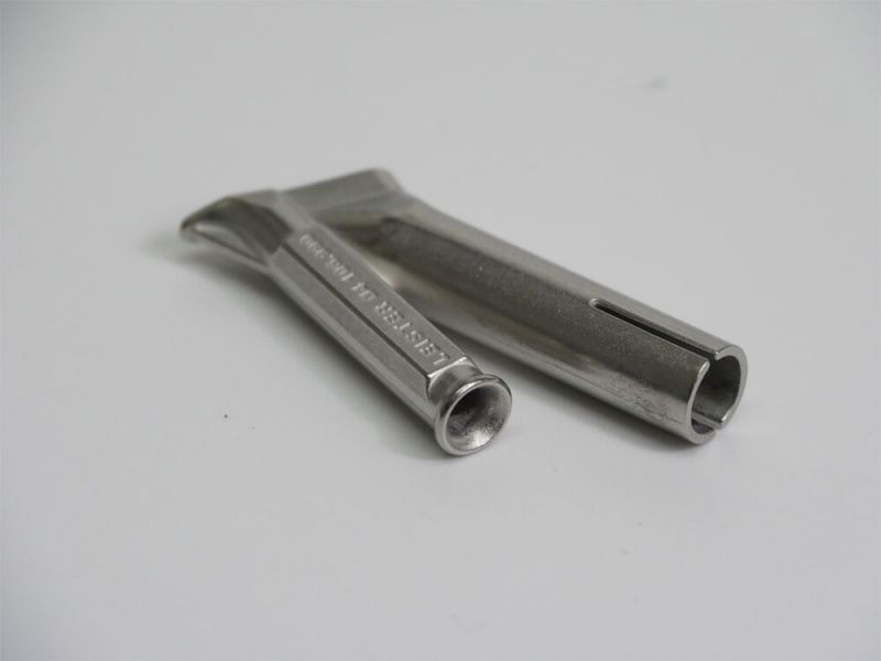 Leister 4mm round Speed Weld Nozzle 106.990 (Leister Image)