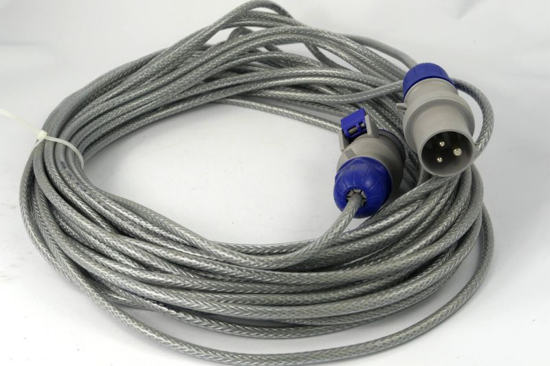 25m Extension lead 230v 16A 4Z16A