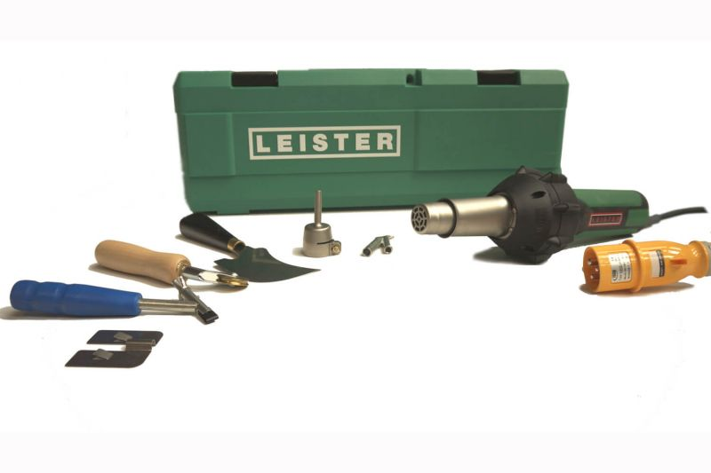 Leister TRIAC ST ALTRO Safety Flooring Kit 120V FLOALTST12