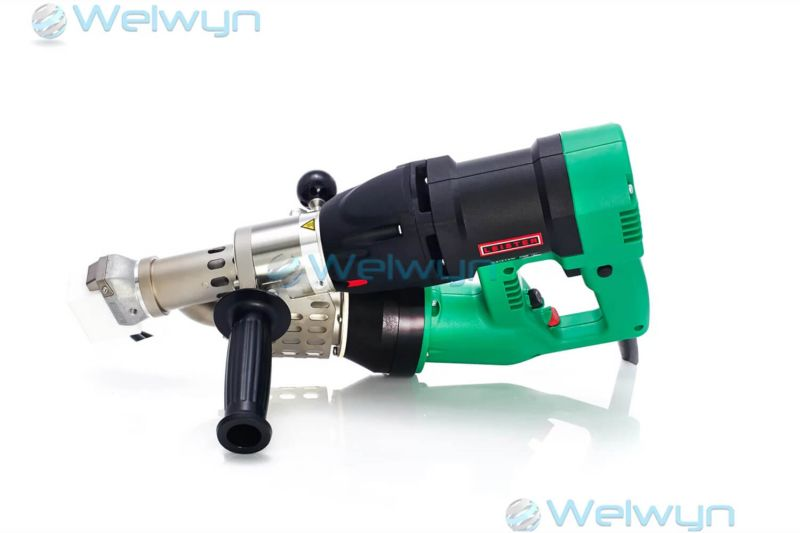 Leister FUSION 2 230v for Plastic Welding & Fabrication 119.200 - top