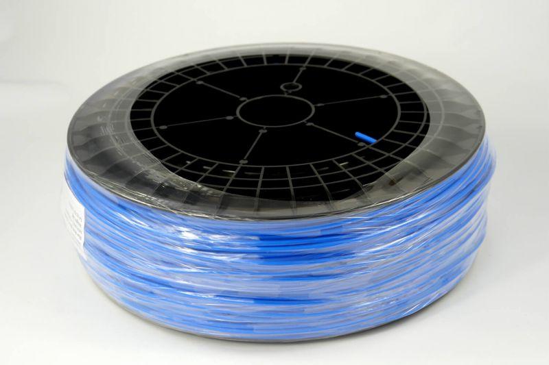 Plastic Welding Rod PP VestolinP polypropylene 4mm Round Blue 2.5kg coils