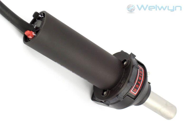 Leister HOT JET S 230v for Geomembrane & Civil Engineering 100.648 GM