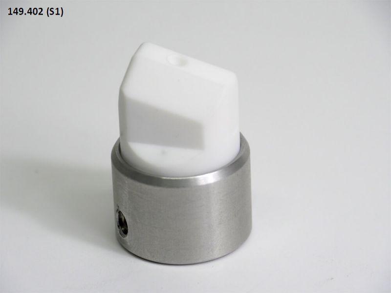 Leister 5-6mm Fillet Weld Welding Shoe 149.402 for WELDPLAST S1 (230v/120v)