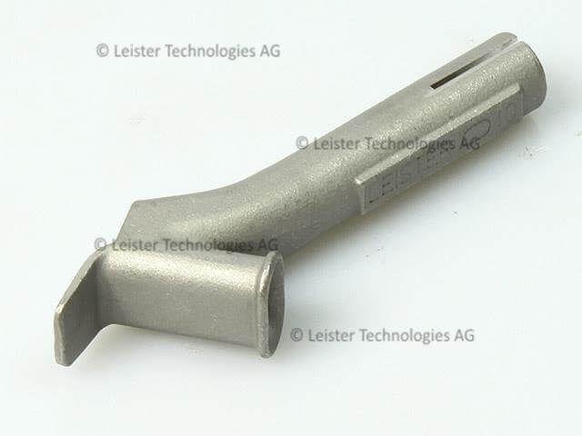 Leister 8 x 2mm Speed Weld Nozzle for Tape Welding 107.137 for Vinyl Flooring