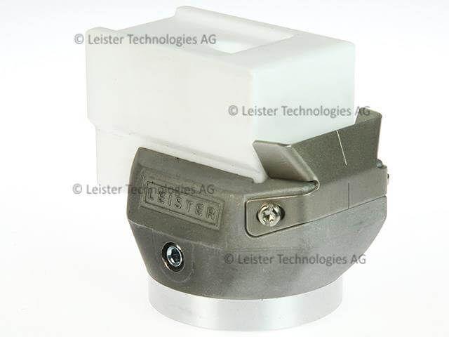 Leister 25mm Overlap Welding Shoe 145.896 for WELDPLAST S2, FUSION 2/3/3C