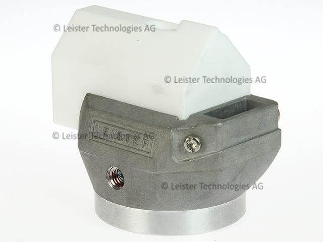 Leister 5-6mm Fillet Weld Welding Shoe 145.943  for WELDPLAST S2, FUSION 2/3/3C