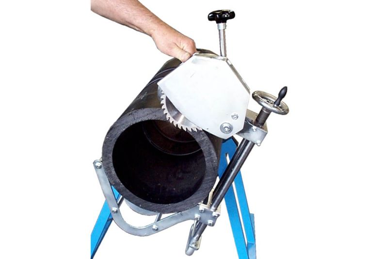 WIDOS Rotational Pipe Cutting Power Saw OD 180-500mm 1