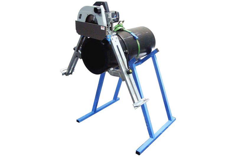 WIDOS Rotational Pipe Cutting Power Saw OD 180-500mm 2