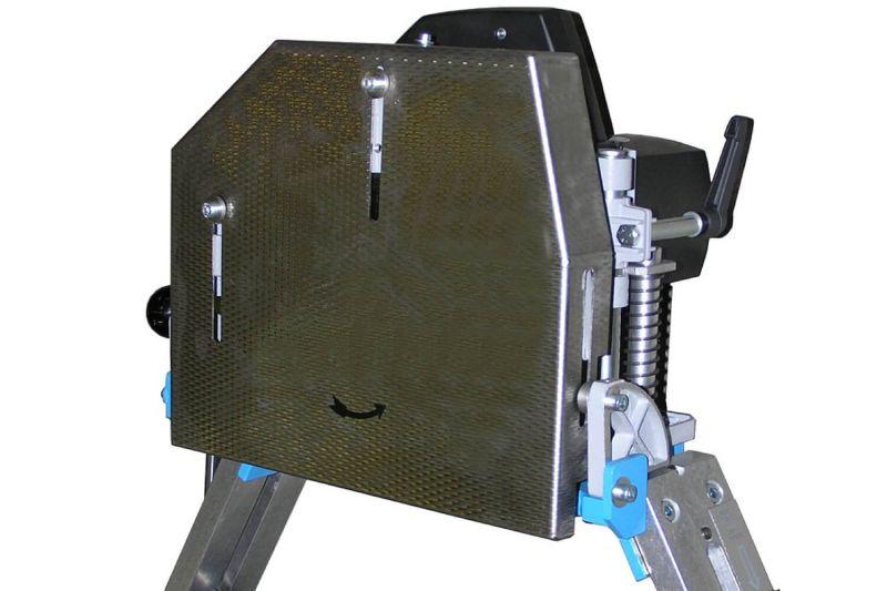 WIDOS Rotational Pipe Cutting Power Saw OD 180-500mm 3