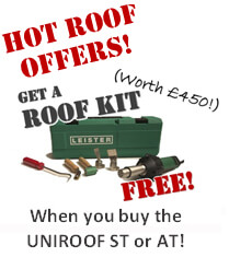 Single Ply Roofing Kit Special Offer